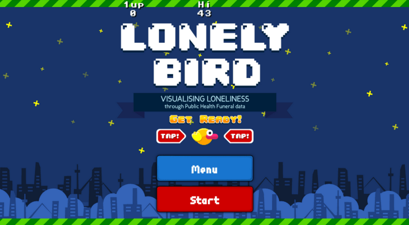 Lonely Bird screenshot